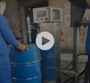 200L桶称重灌装机