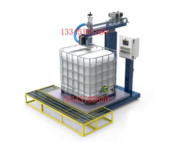 IBC吨桶灌装机